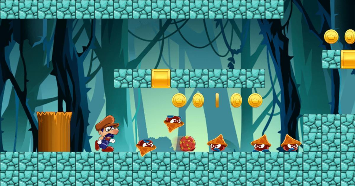 Super Bino Go New Adventure Game 2020 1.2.3 Screenshot 2