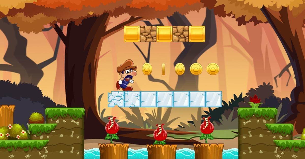 Super Bino Go New Adventure Game 2020 1.2.3 Screenshot 3