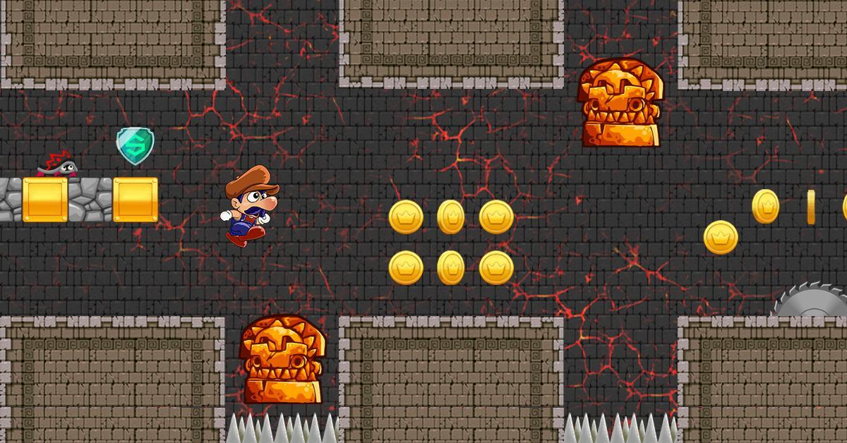 Super Bino Go New Adventure Game 2020 1.2.3 Screenshot 5