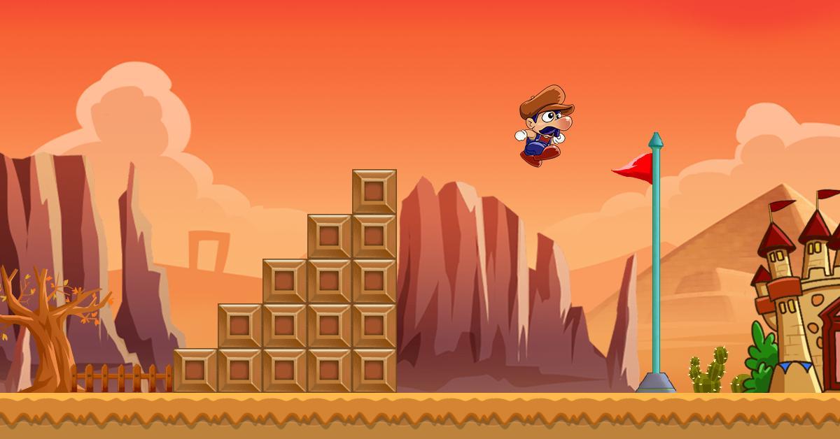 Super Bino Go New Adventure Game 2020 1.2.3 Screenshot 6