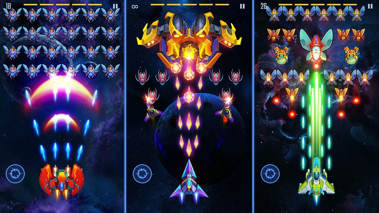 Galaxy Invaders Alien Shooter 1.4.3 Screenshot 1