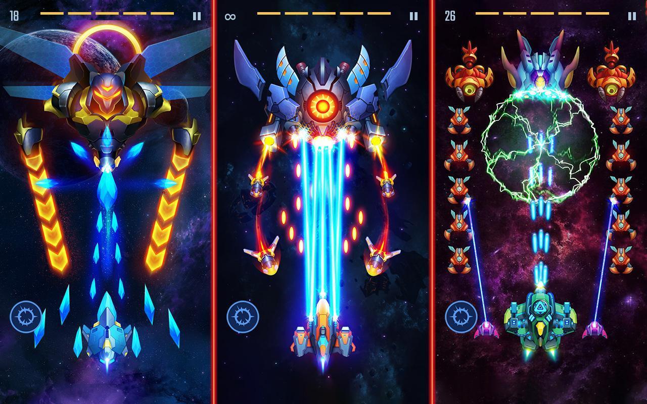 Galaxy Invaders Alien Shooter 1.4.3 Screenshot 10