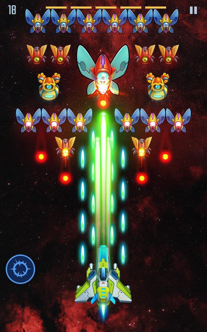 Galaxy Invaders Alien Shooter 1.4.3 Screenshot 14