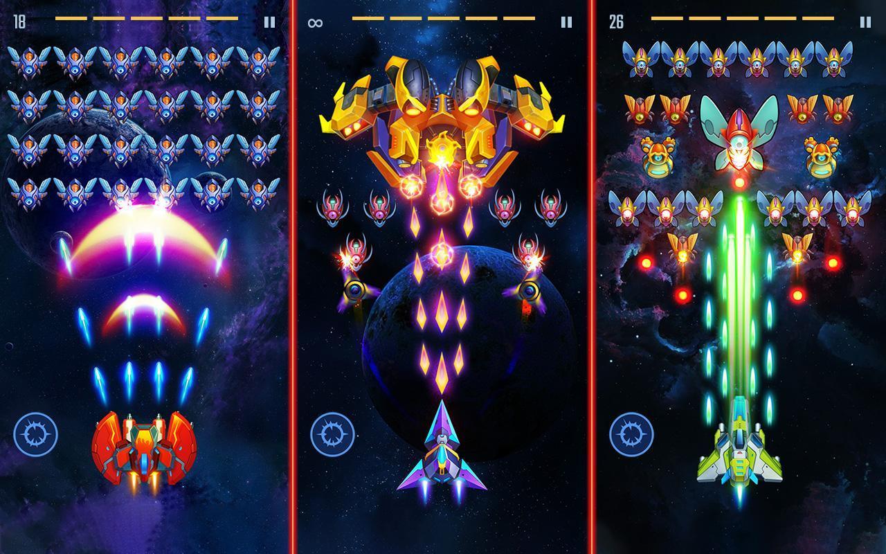 Galaxy Invaders Alien Shooter 1.4.3 Screenshot 17