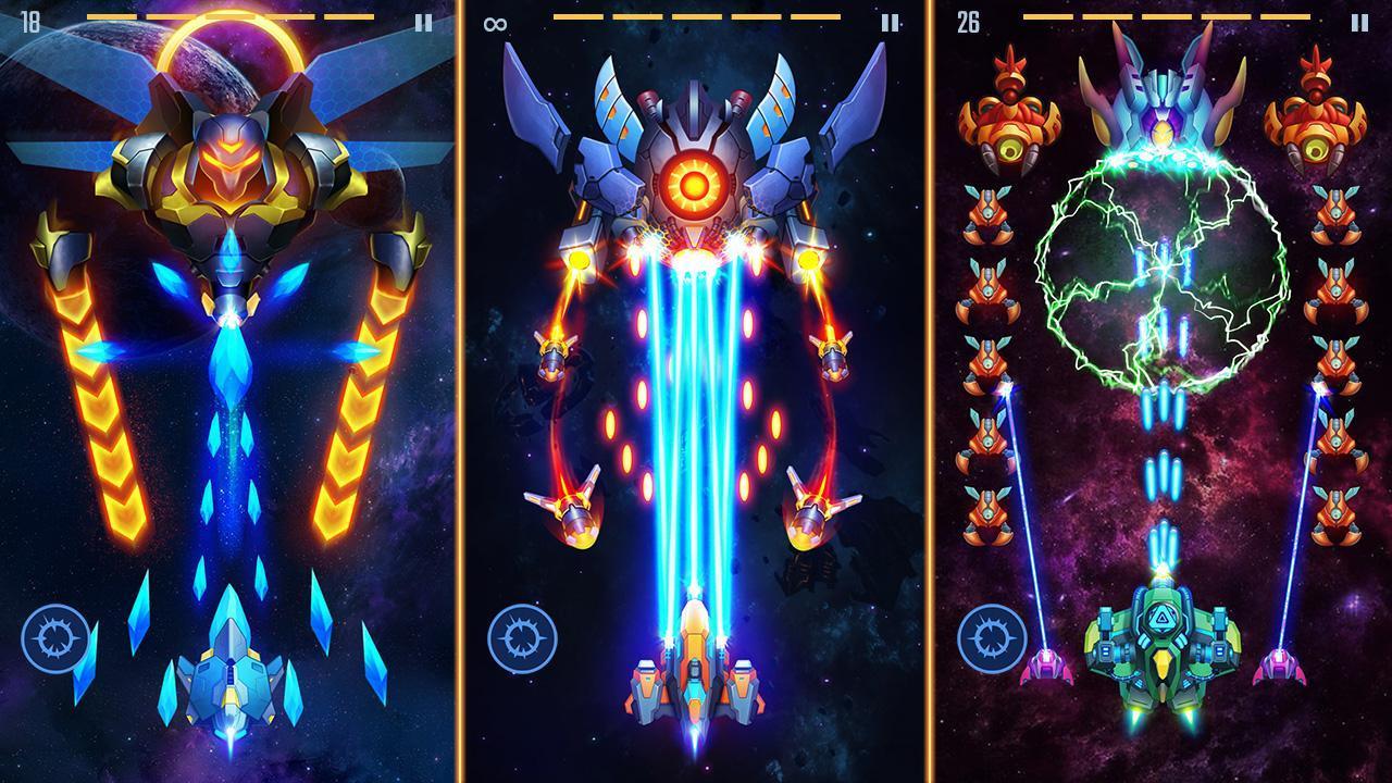 Galaxy Invaders Alien Shooter 1.4.3 Screenshot 2