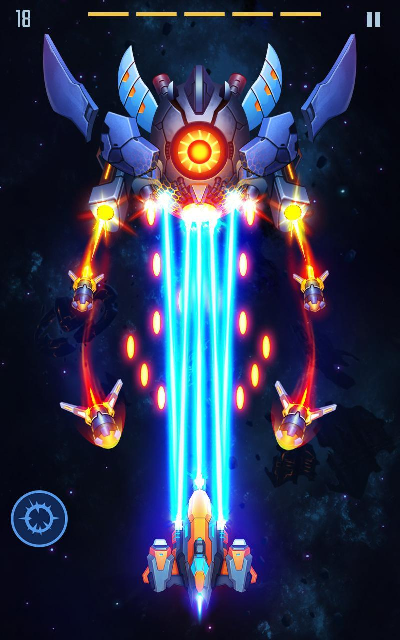 Galaxy Invaders Alien Shooter 1.4.3 Screenshot 20