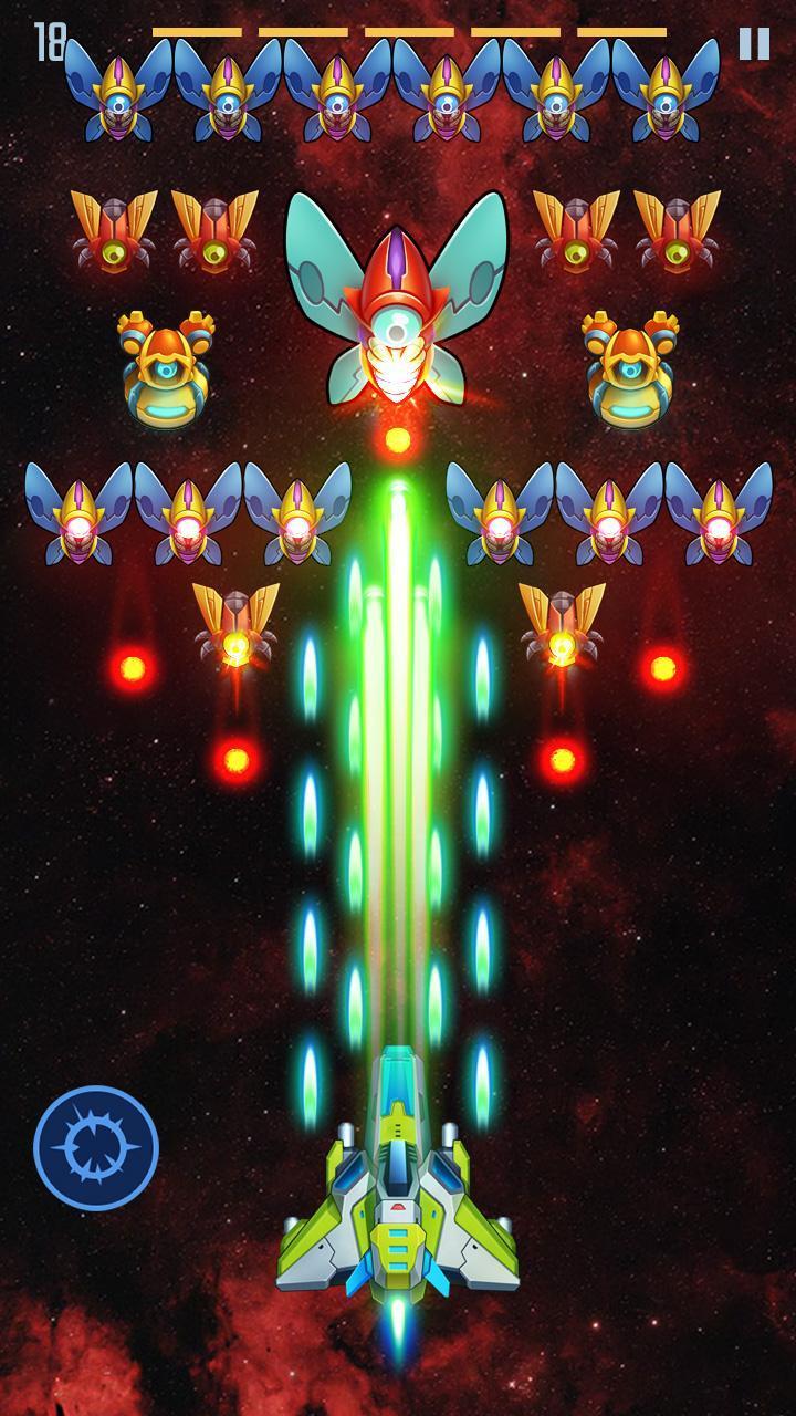 Galaxy Invaders Alien Shooter 1.4.3 Screenshot 6