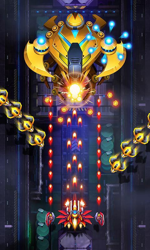 Infinity Shooting Galaxy War 2.2.0 Screenshot 1