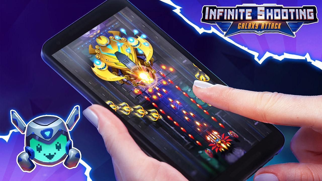 Infinity Shooting Galaxy War 2.2.0 Screenshot 16