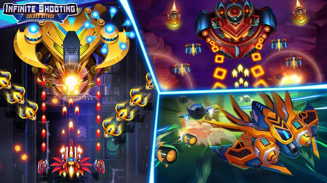 Infinity Shooting Galaxy War 2.2.0 Screenshot 18