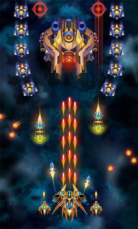 Infinity Shooting Galaxy War 2.2.0 Screenshot 3