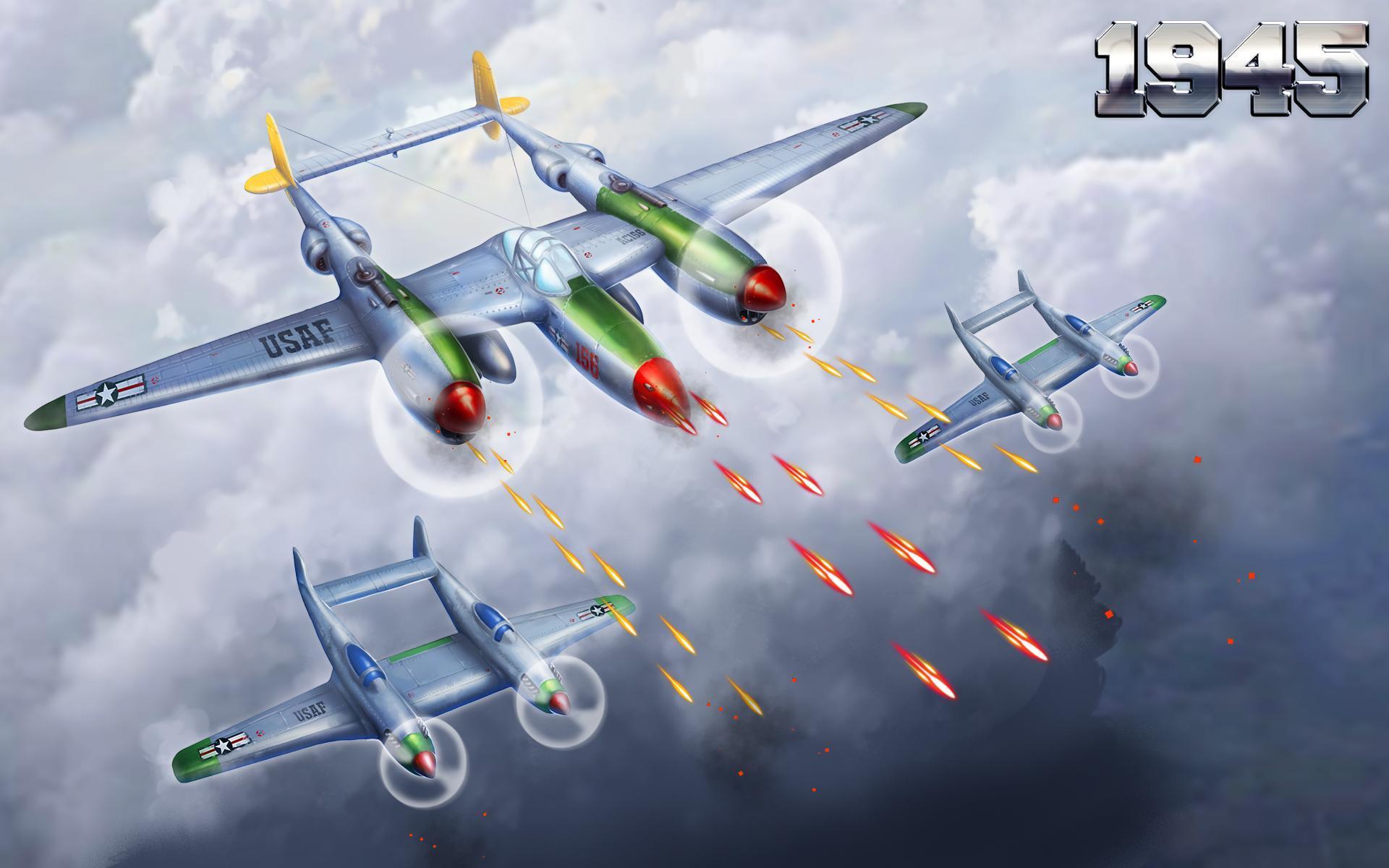 1945 Air Force 7.35 Screenshot 14