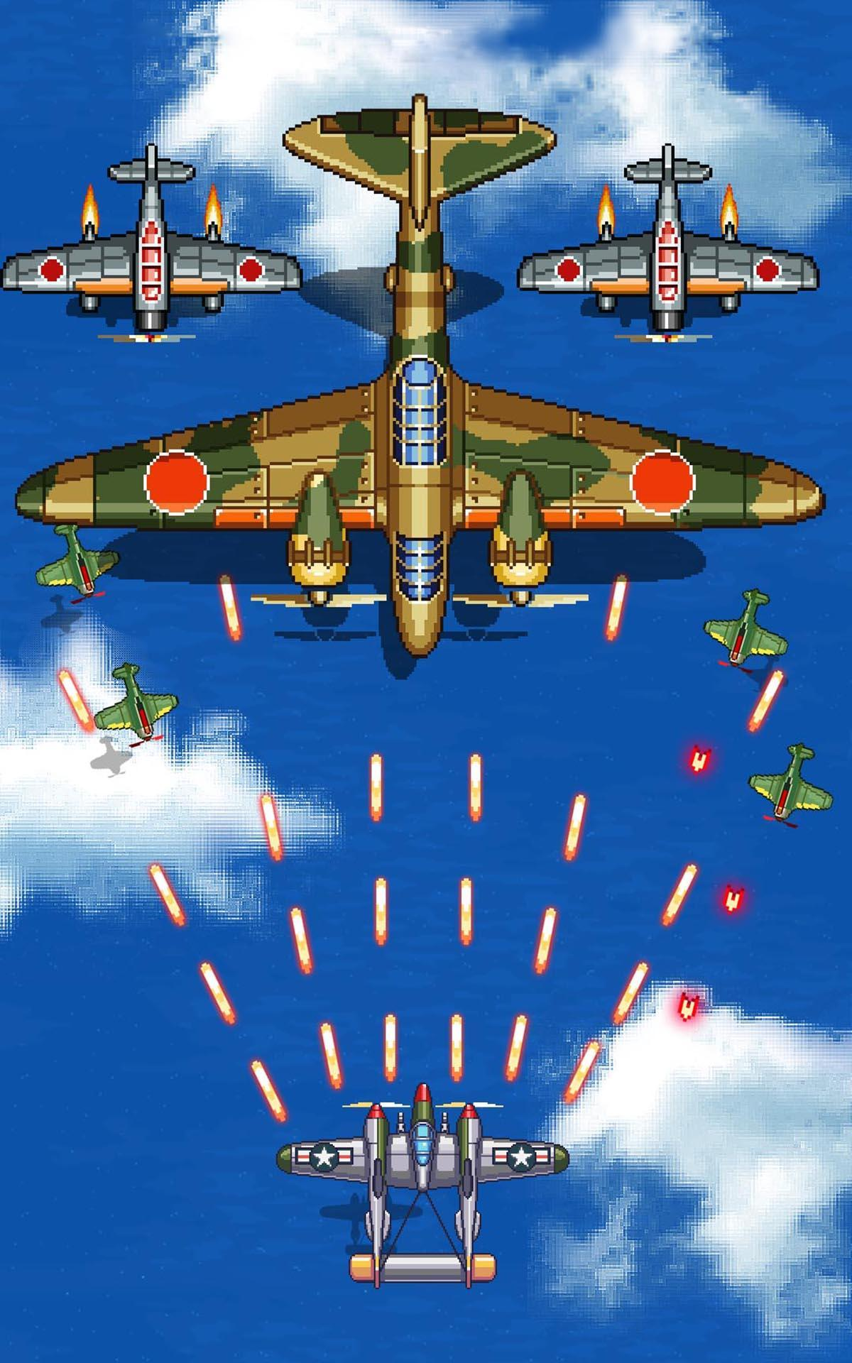 1945 Air Force 7.35 Screenshot 20