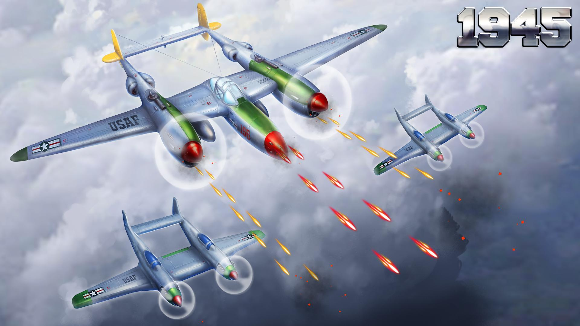 1945 Air Force 7.35 Screenshot 6