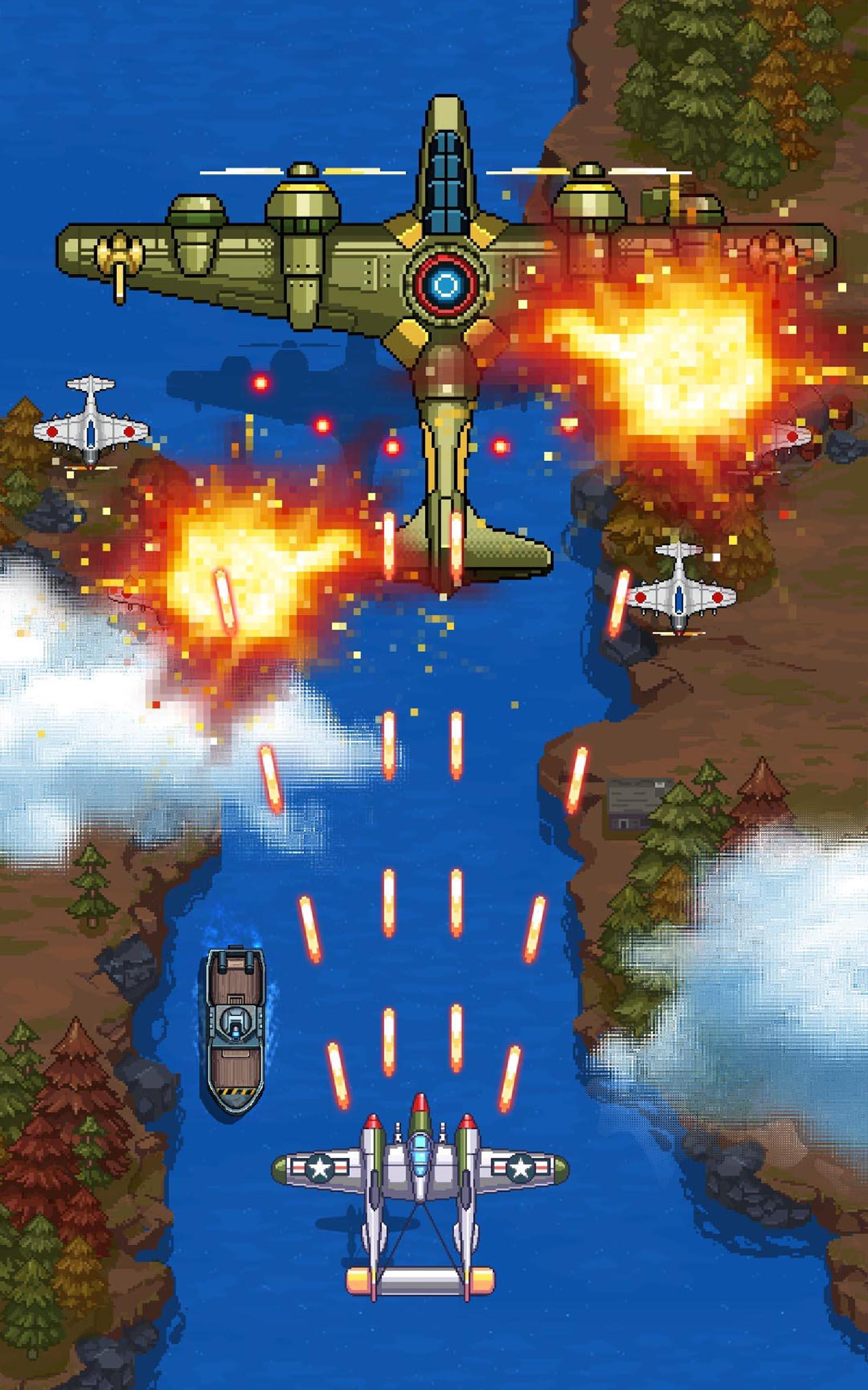 1945 Air Force 7.35 Screenshot 9