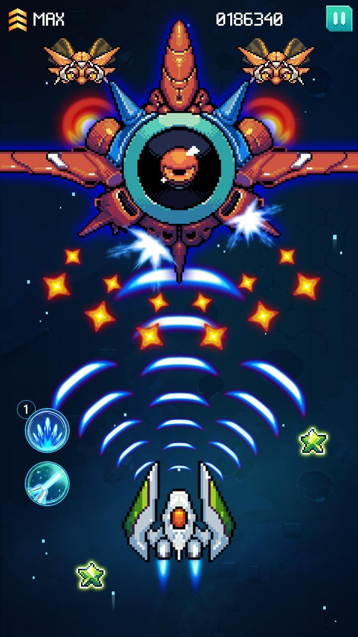 Galaxiga Classic 80s Arcade 15.5 Screenshot 3