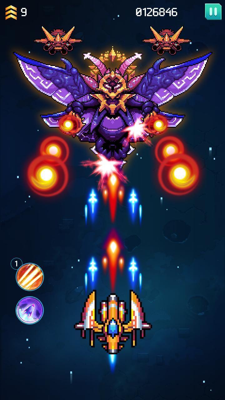 Galaxiga Classic 80s Arcade 15.5 Screenshot 4