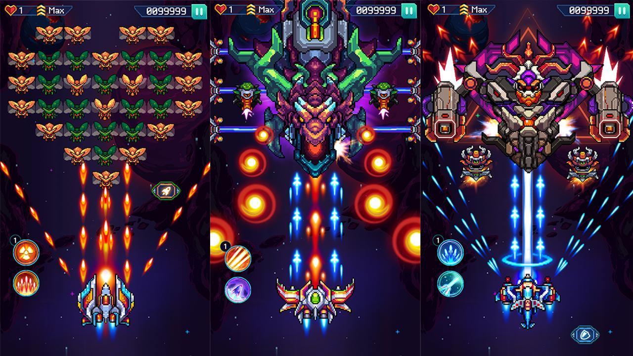 Galaxiga Classic 80s Arcade 15.5 Screenshot 6