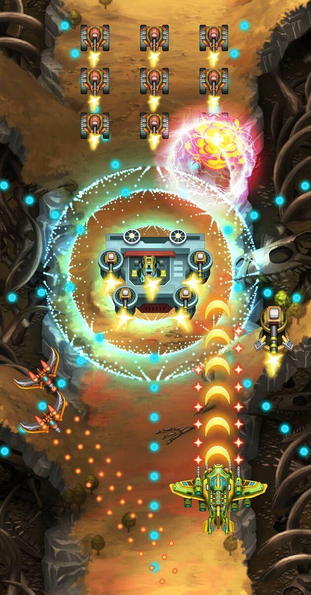 AFC Solar Squad: Space Attack 1.9.7 Screenshot 4