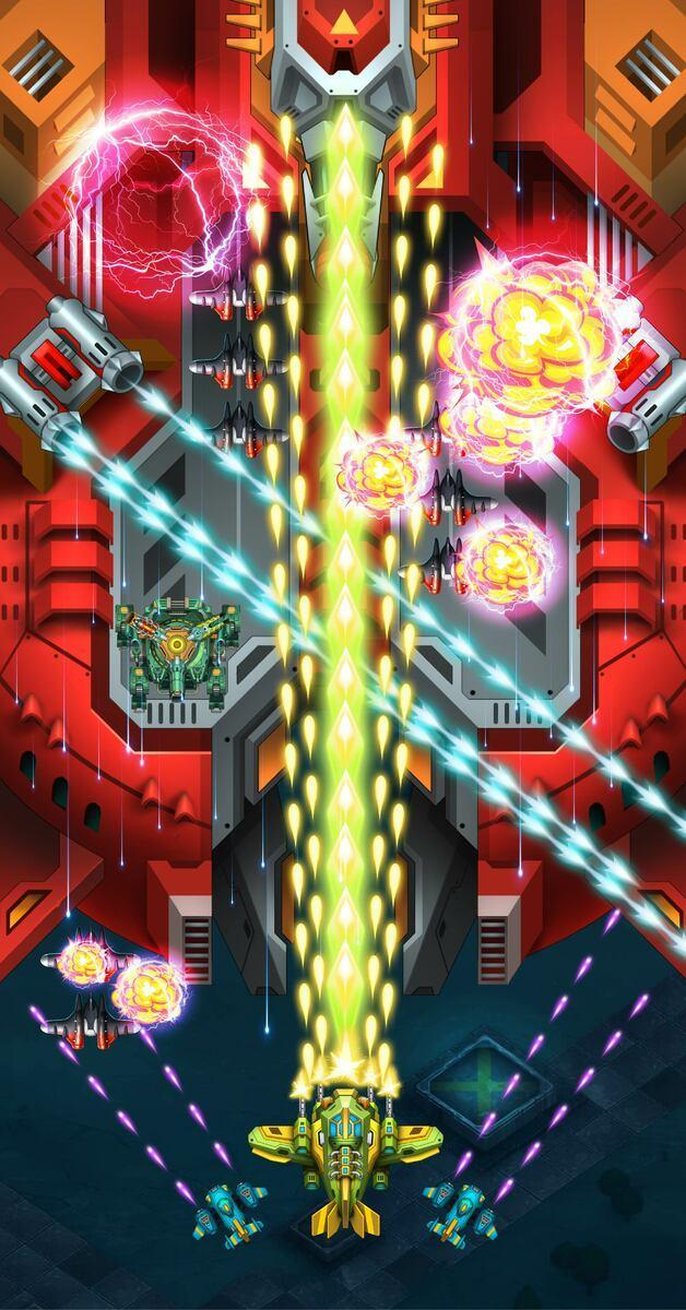 AFC Solar Squad: Space Attack 1.9.7 Screenshot 5