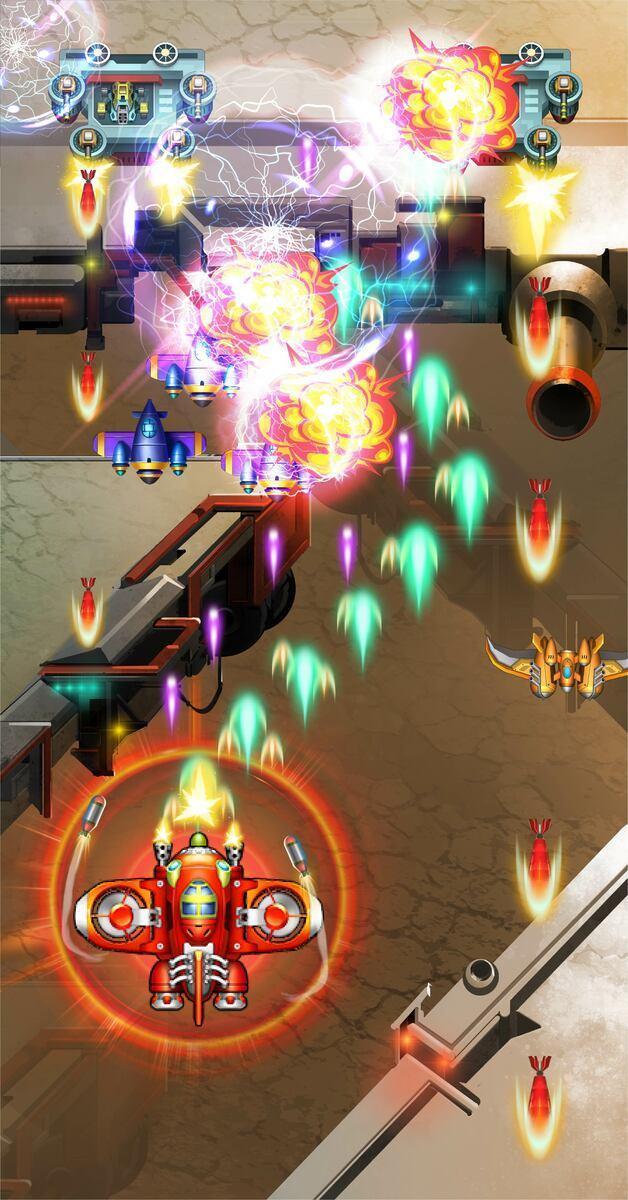 AFC Solar Squad: Space Attack 1.9.7 Screenshot 6