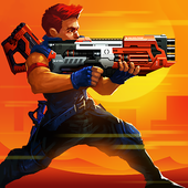 Metal Squad Shooting Game app icon