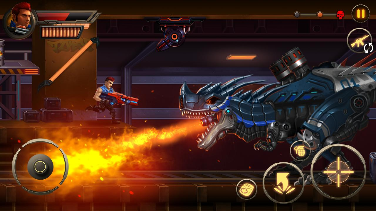 Metal Squad Shooting Game 2.3.0 Screenshot 13