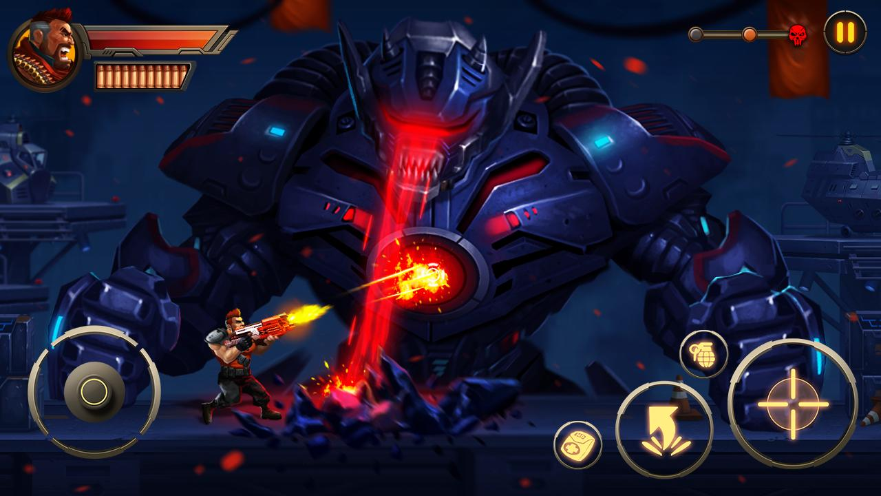 Metal Squad Shooting Game 2.3.0 Screenshot 2