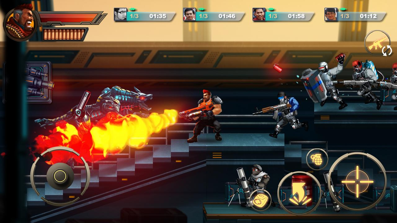 Metal Squad Shooting Game 2.3.0 Screenshot 21