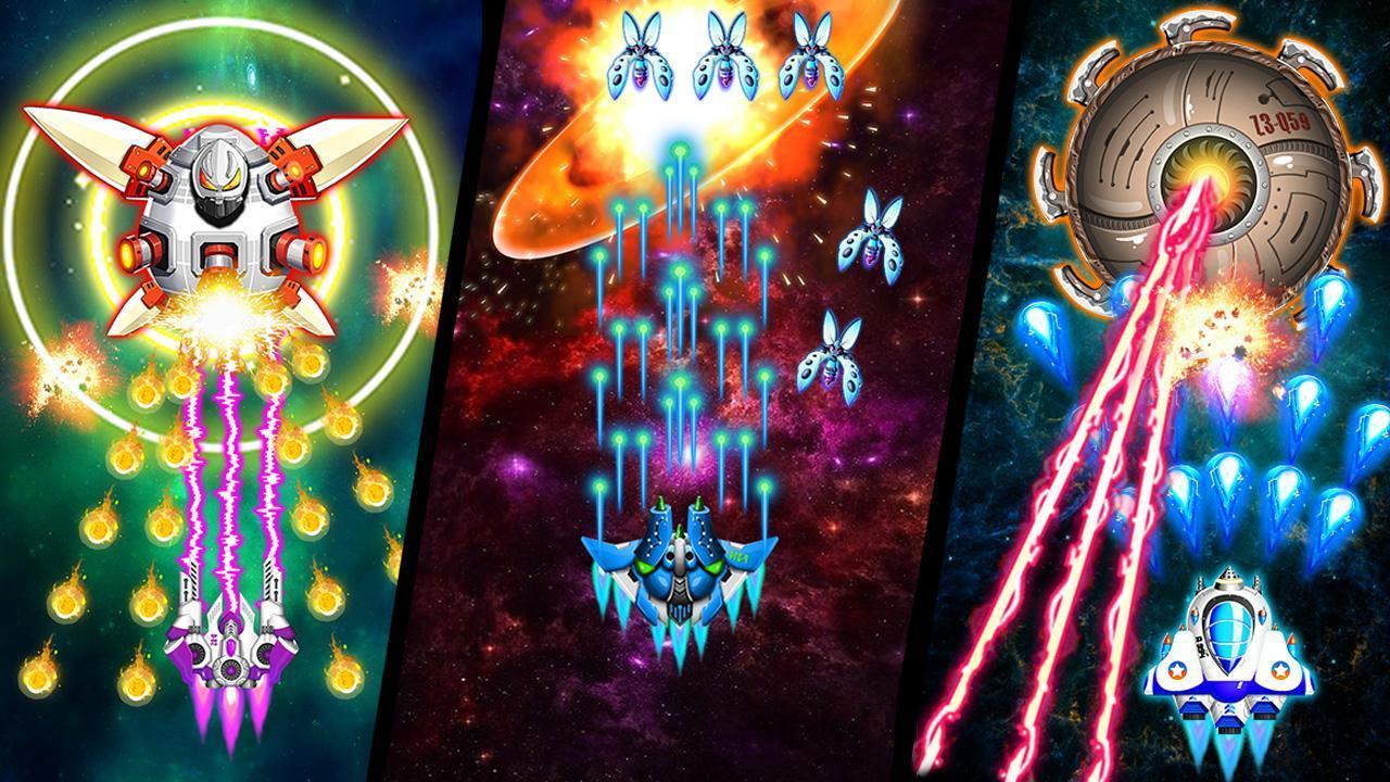 Space Shooter: Alien vs Galaxy Attack (Premium) 1.434 Screenshot 6