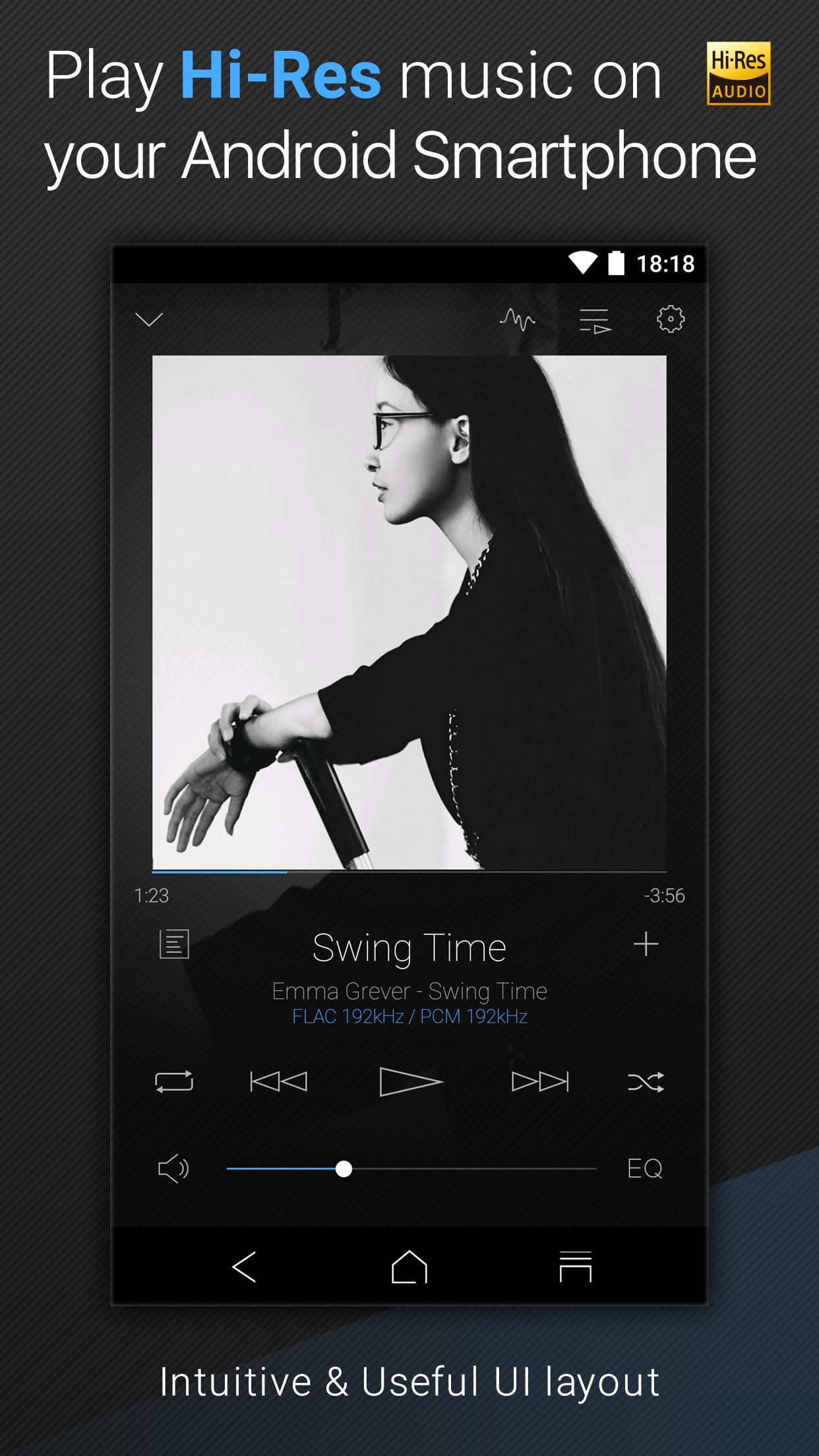 Onkyo HF Player 2.7.0 Screenshot 1