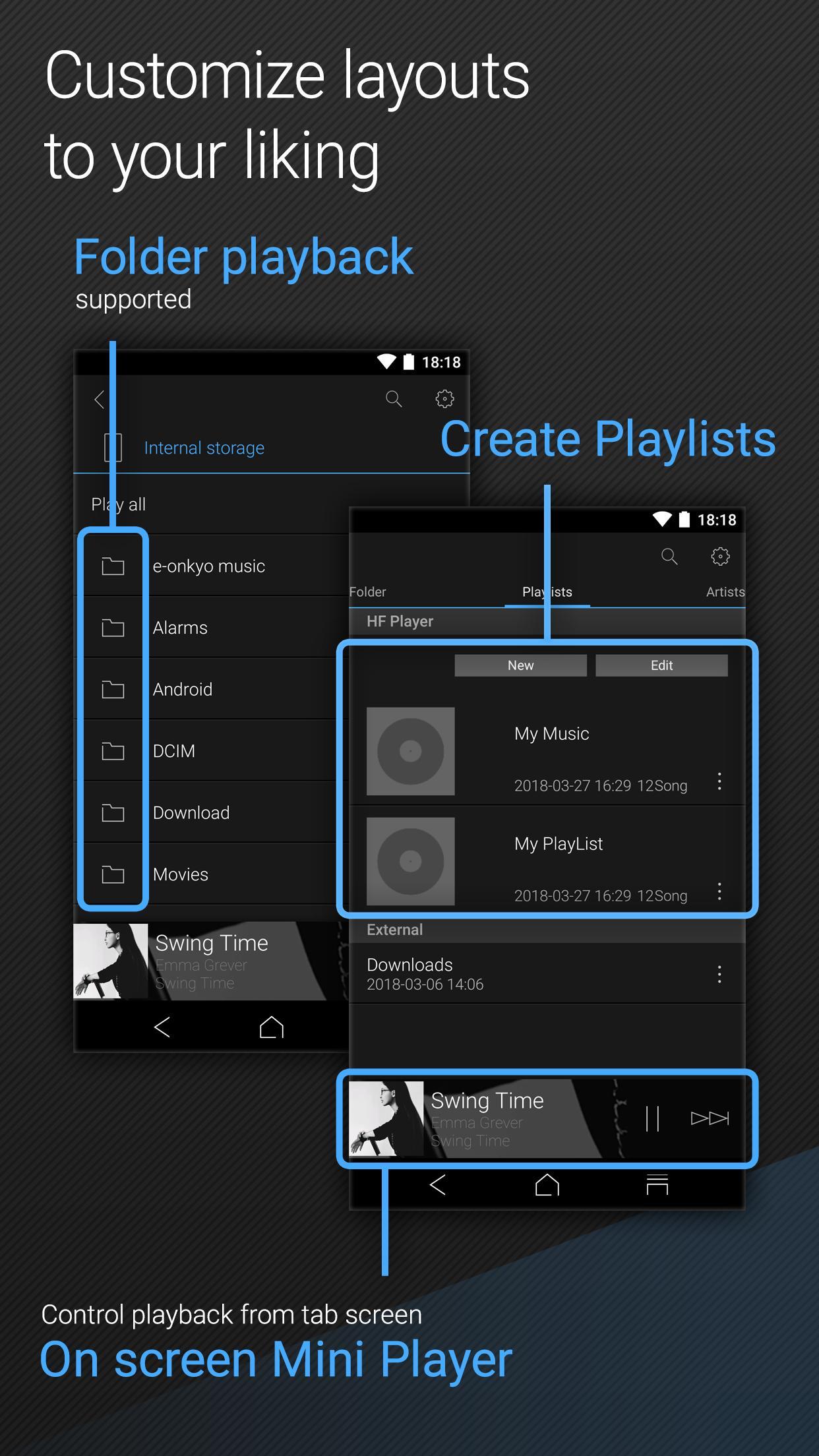 Onkyo HF Player 2.7.0 Screenshot 5