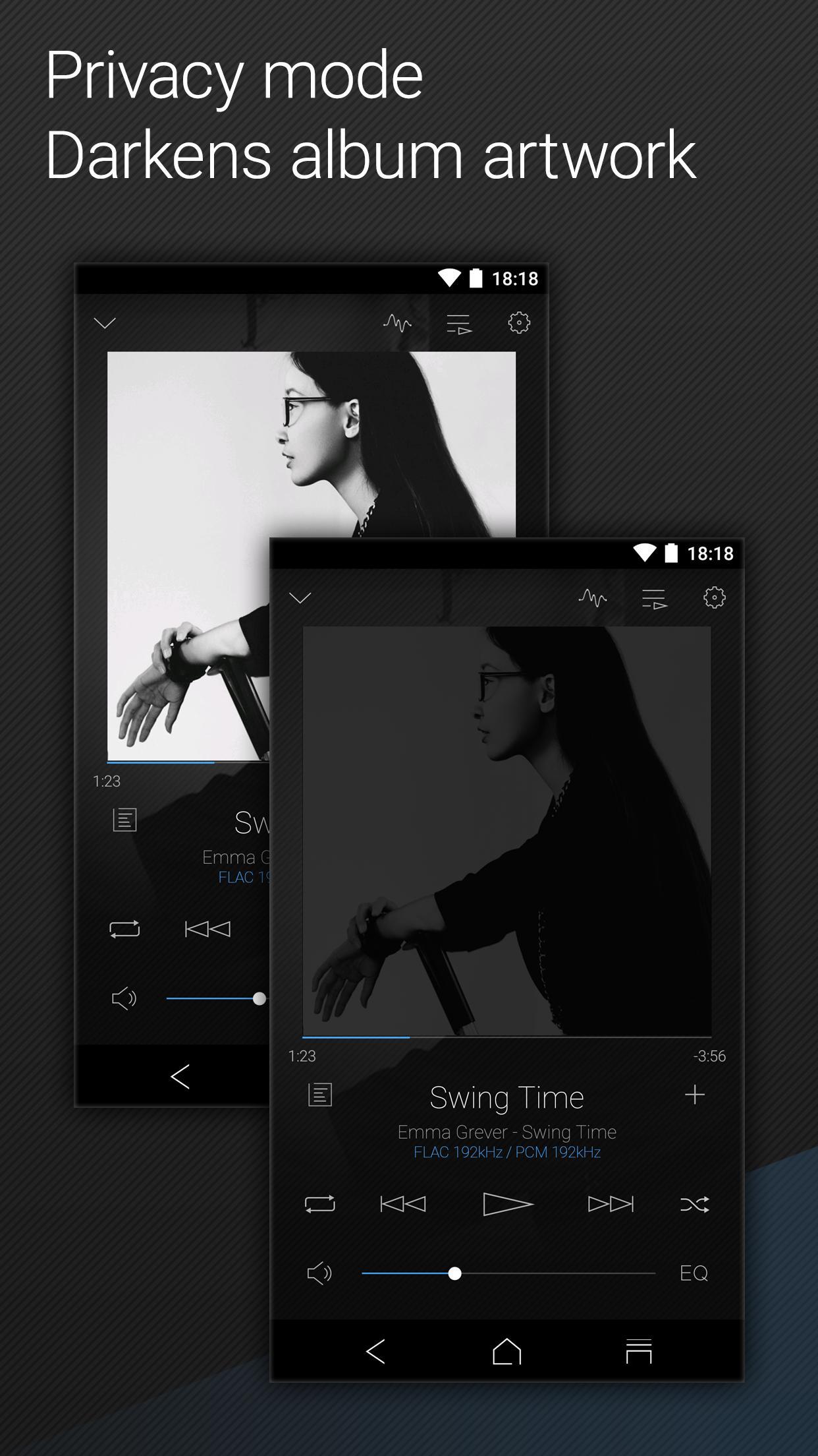 Onkyo HF Player 2.7.0 Screenshot 6