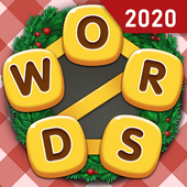 Word Pizza Word Games Puzzles app icon