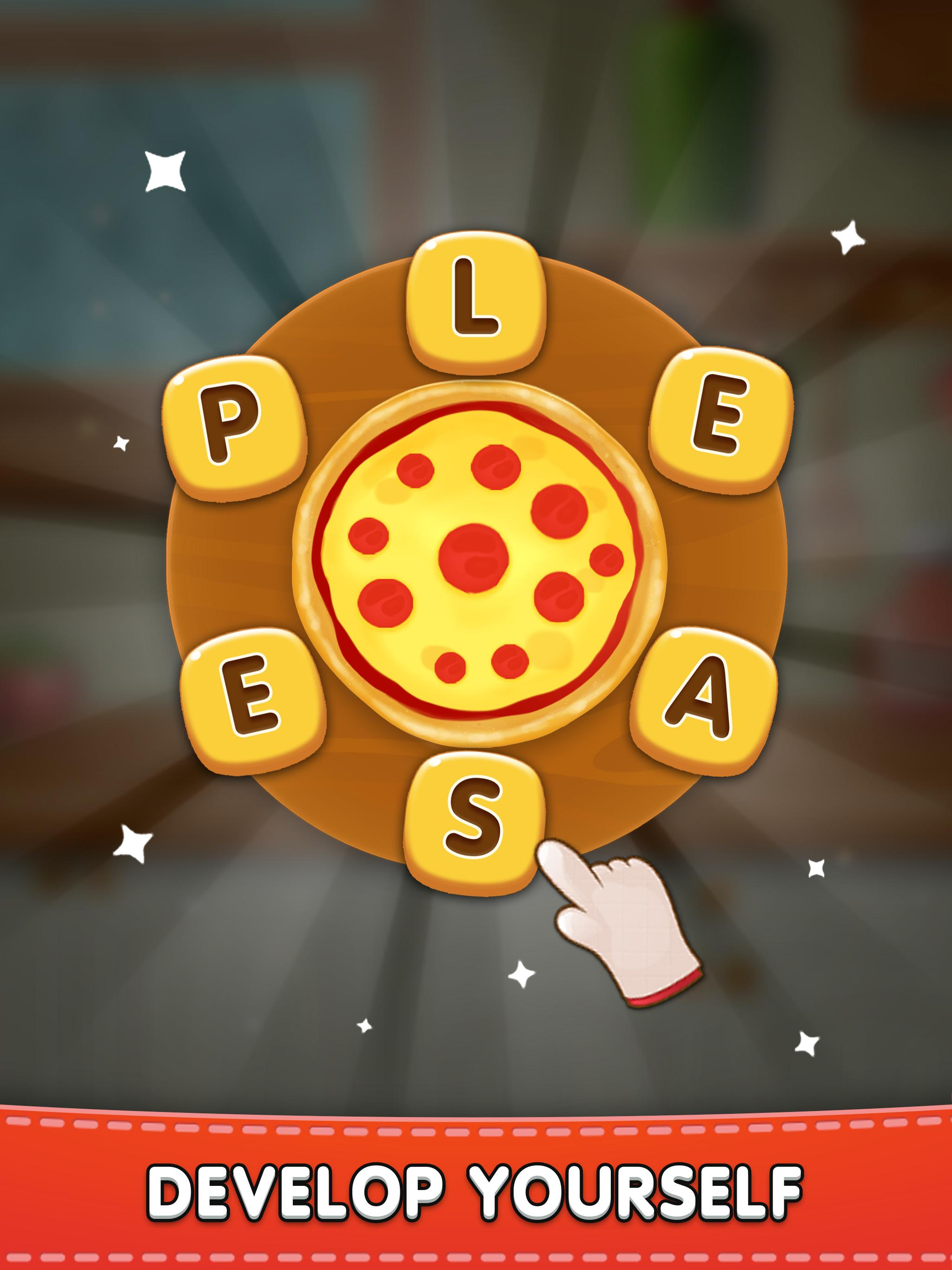 Word Pizza Word Games Puzzles 2.2.11 Screenshot 15