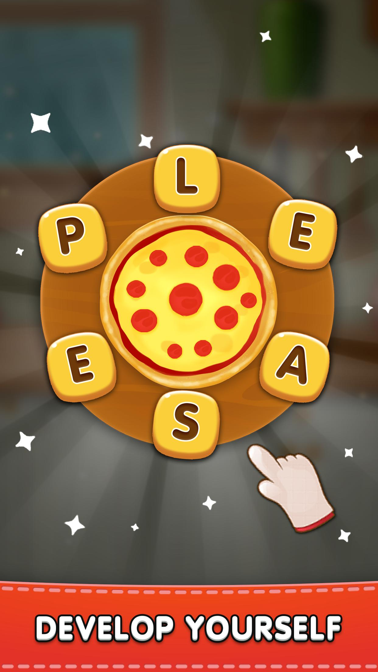 Word Pizza Word Games Puzzles 2.2.11 Screenshot 5