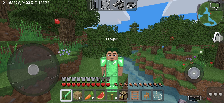 MultiCraft ― Build and Mine! 👍 1.11.2 Screenshot 1