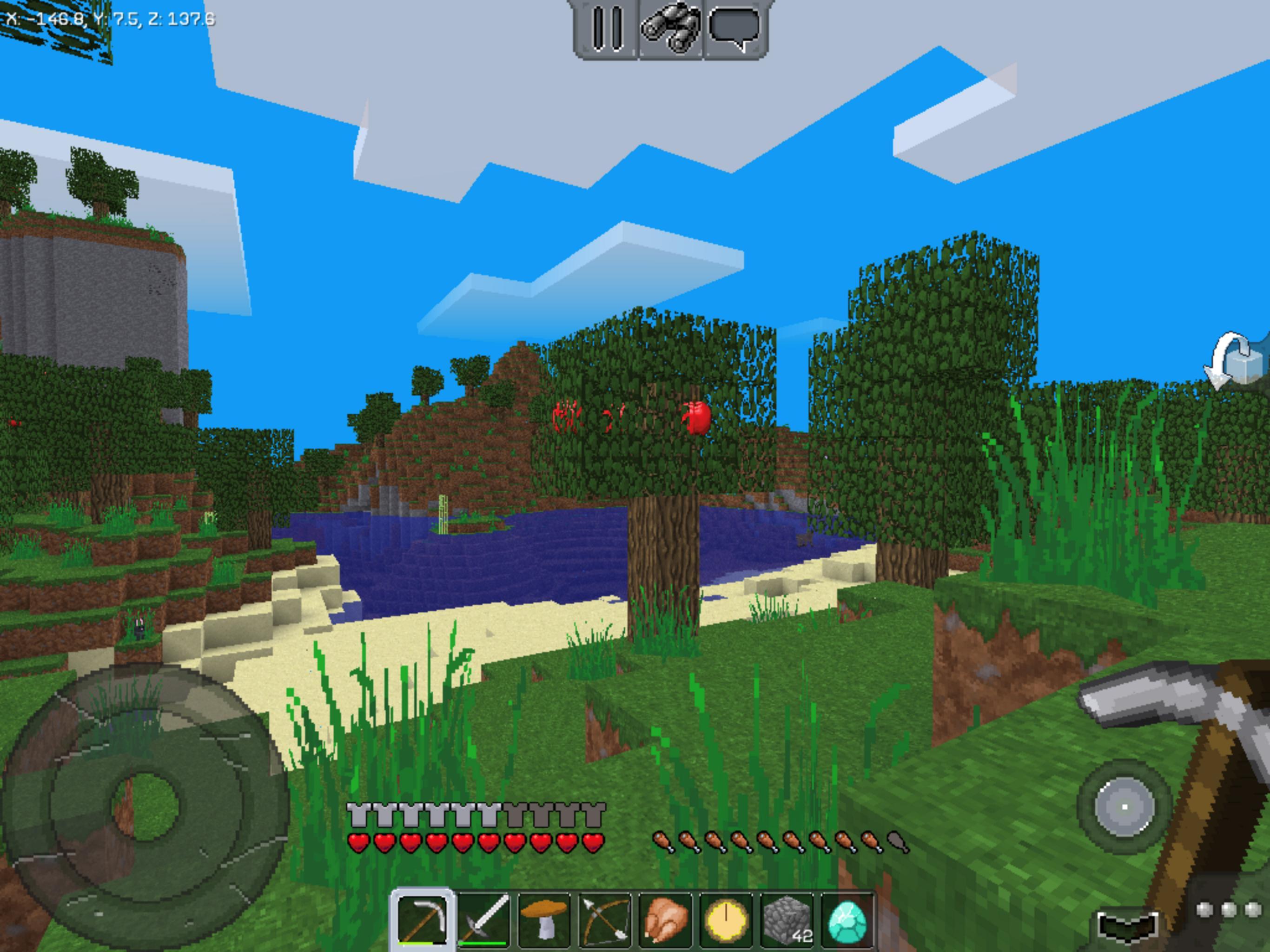 MultiCraft ― Build and Mine! 👍 1.11.2 Screenshot 15