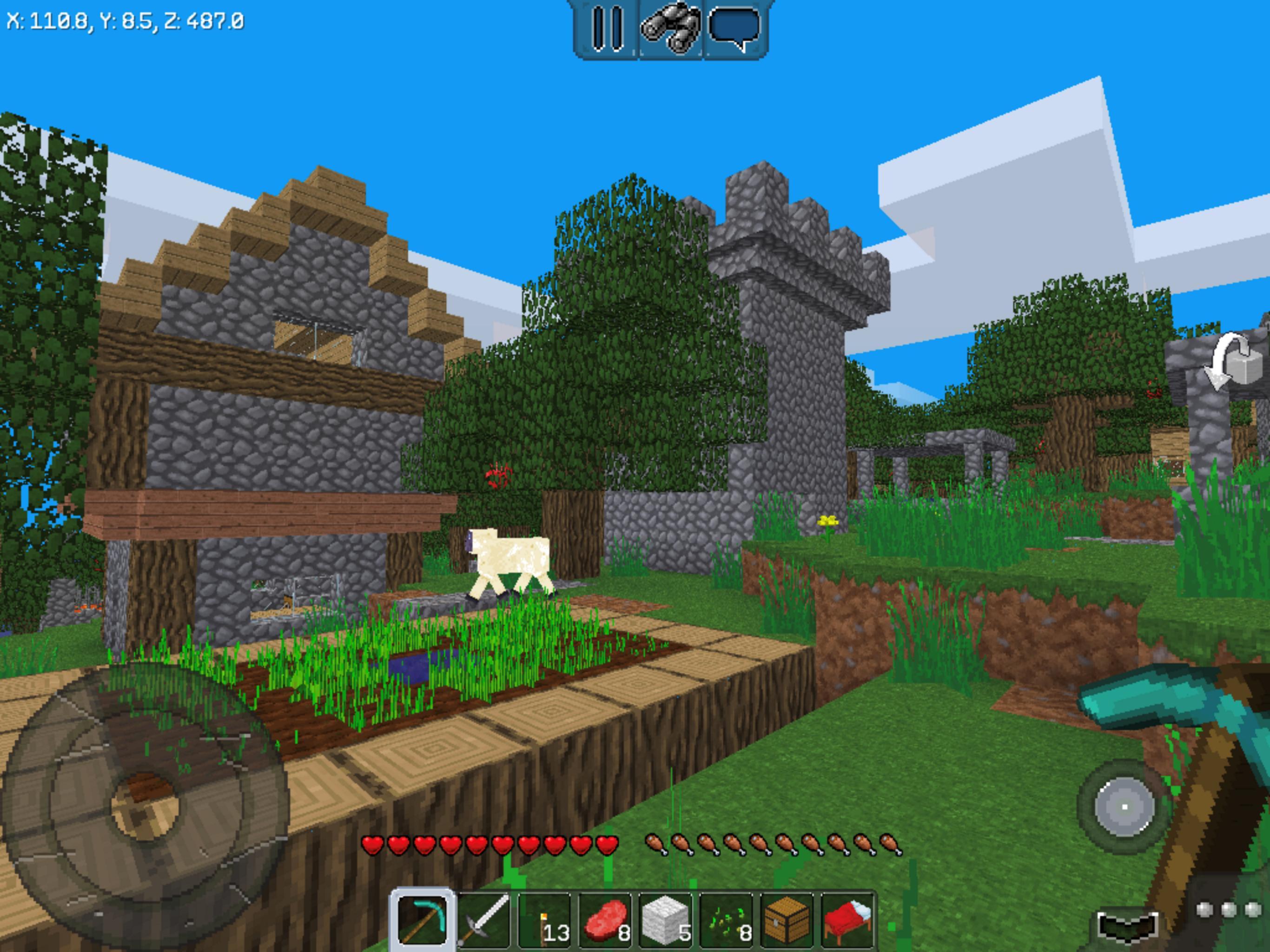 MultiCraft ― Build and Mine! 👍 1.11.2 Screenshot 18
