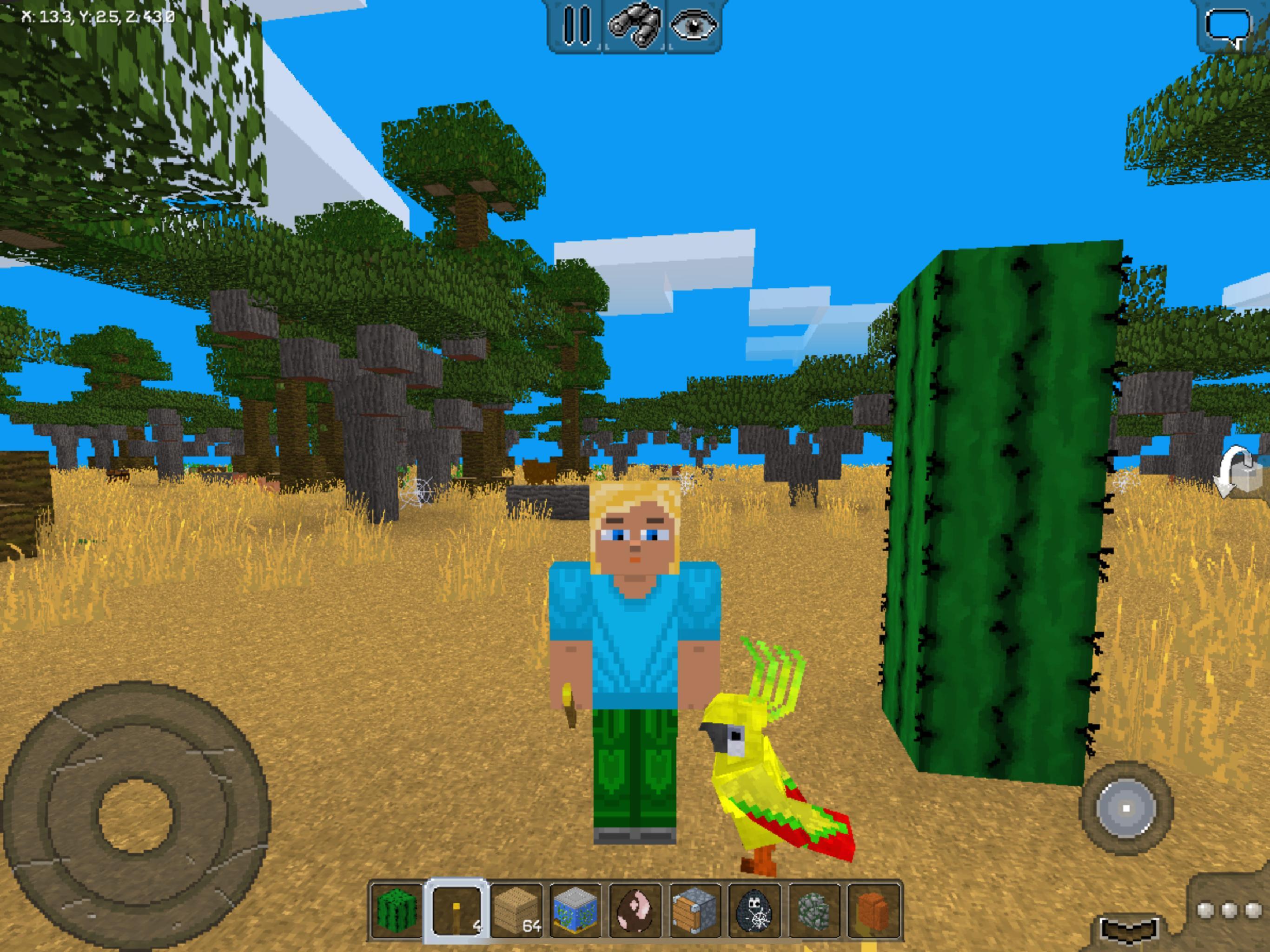MultiCraft ― Build and Mine! 👍 1.11.2 Screenshot 19