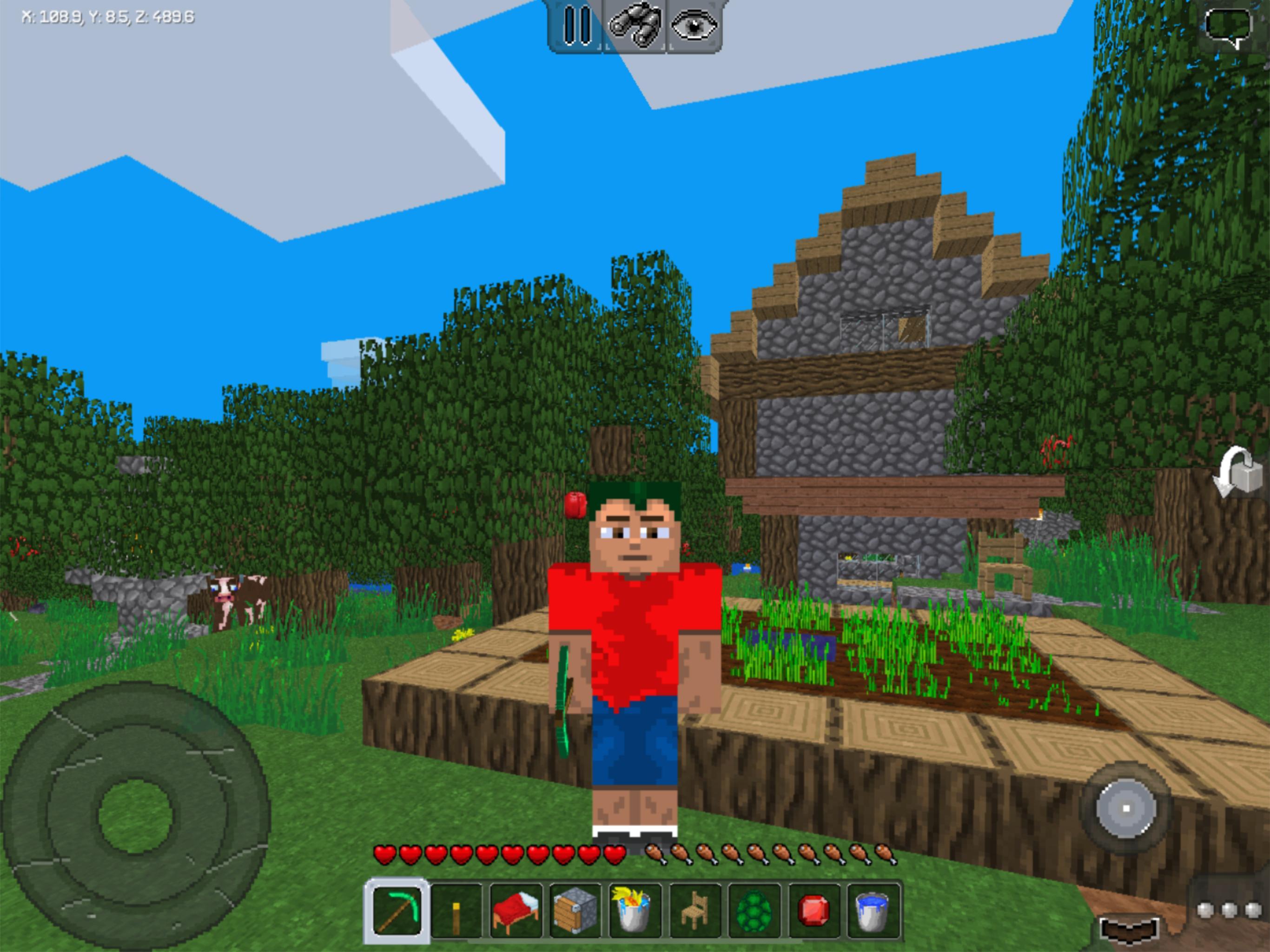 MultiCraft ― Build and Mine! 👍 1.11.2 Screenshot 4