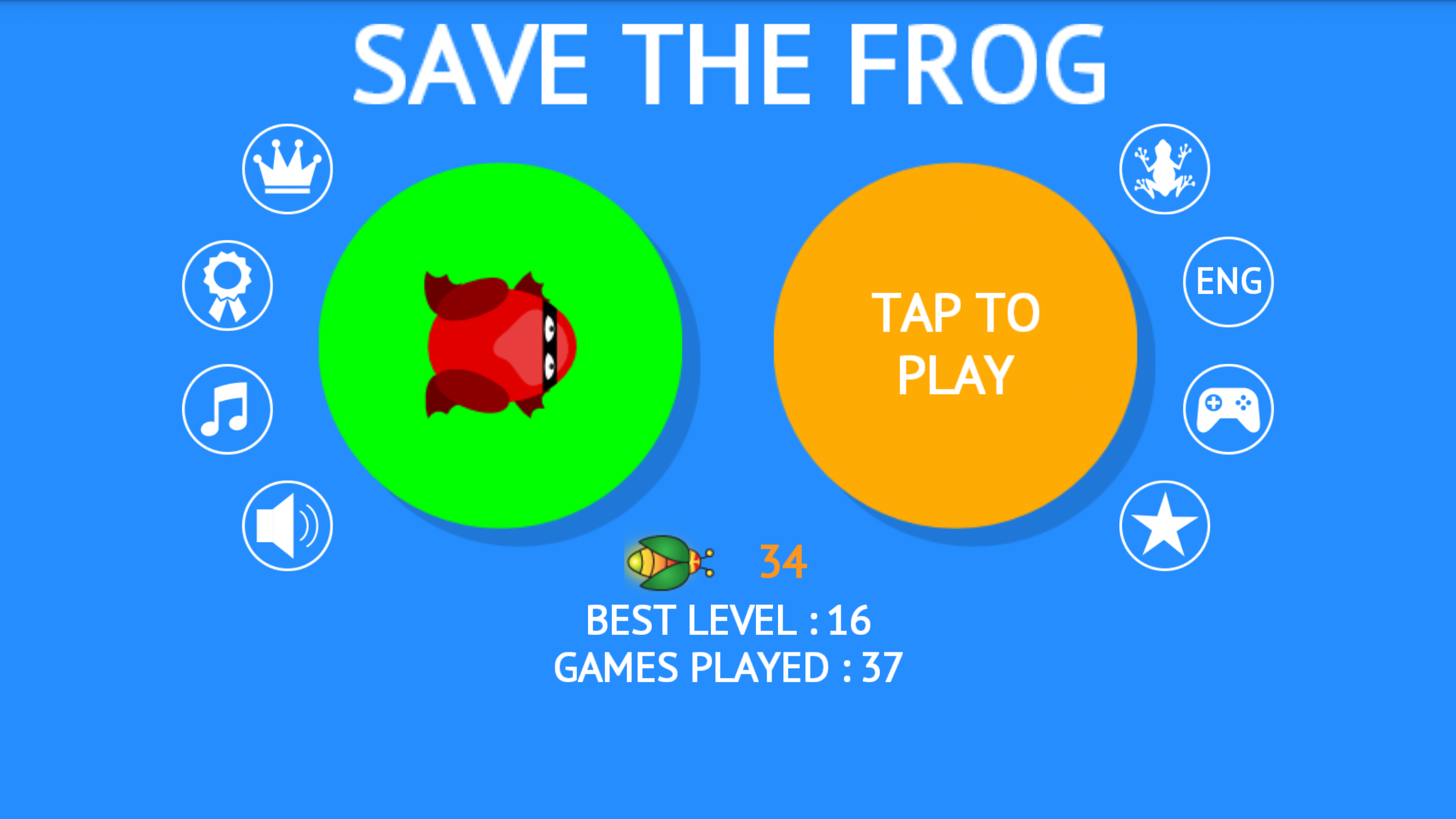 Frog Hero 1.3.8 Screenshot 3