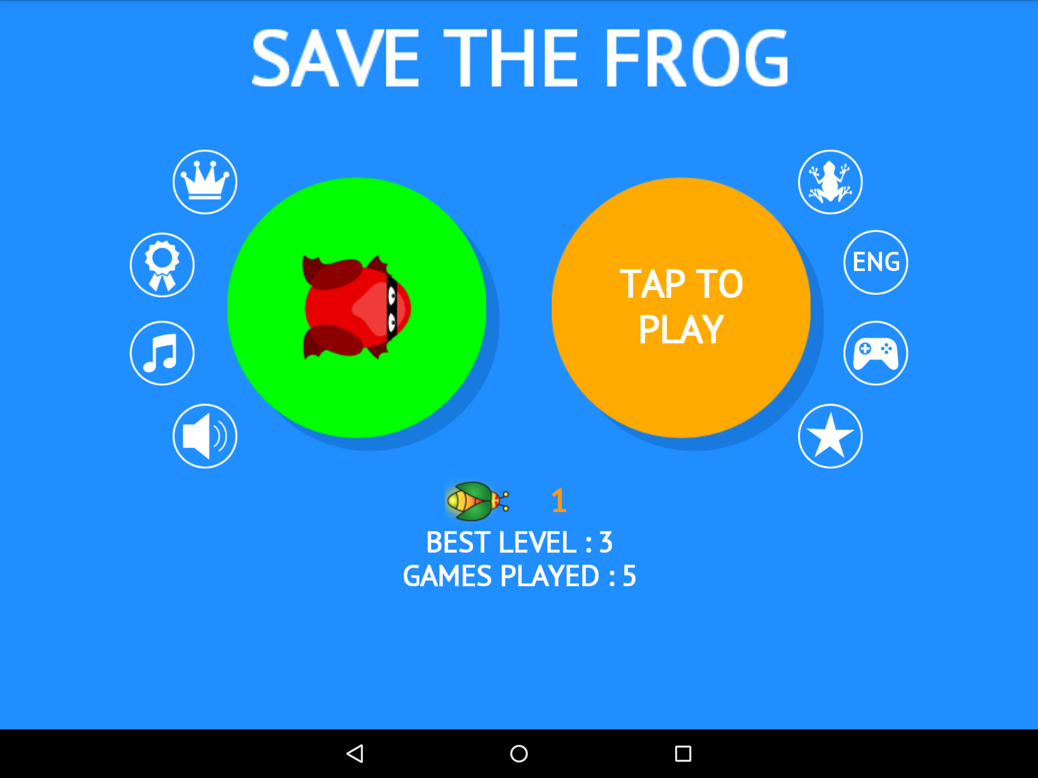 Frog Hero 1.3.8 Screenshot 4
