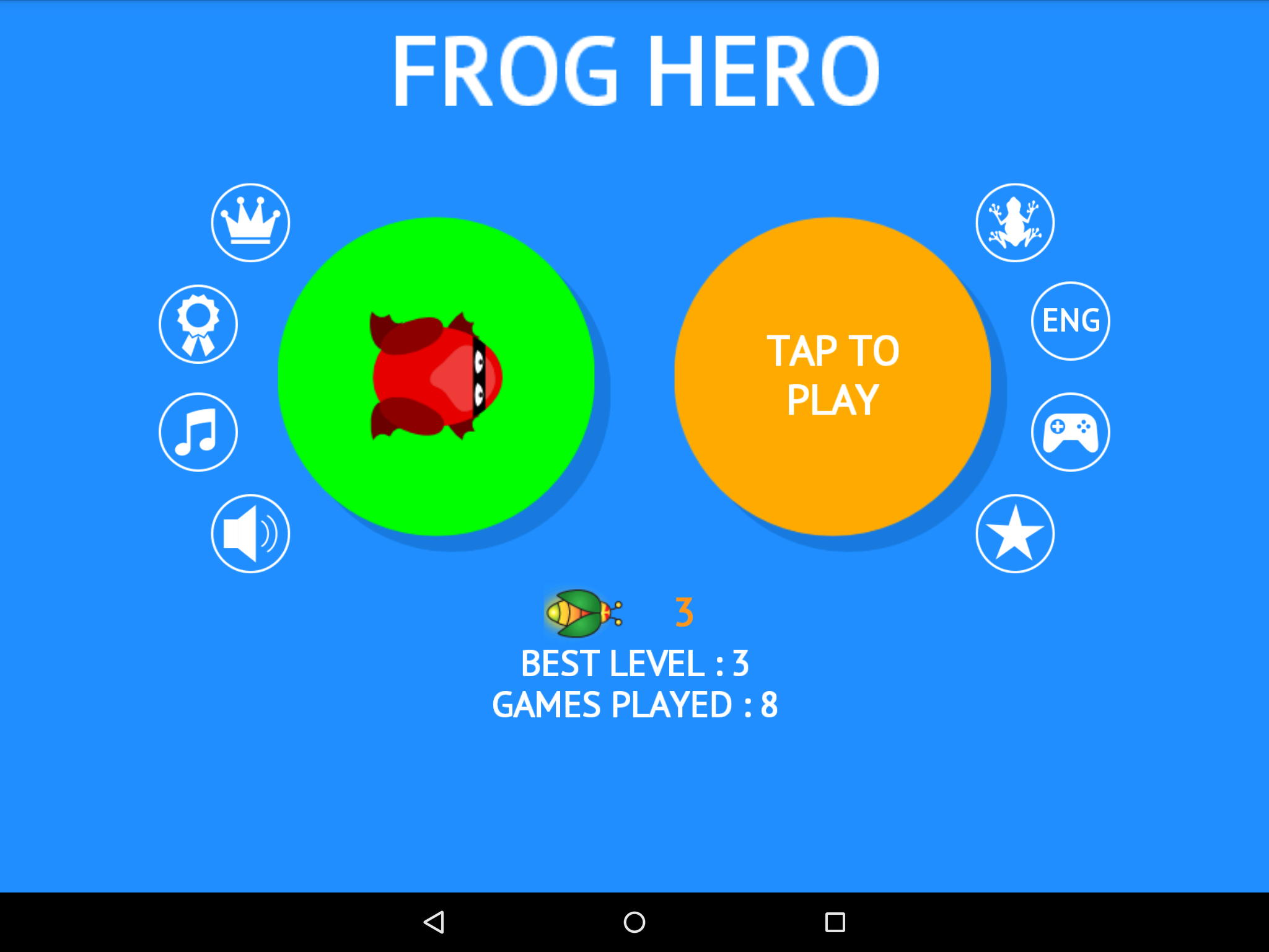 Frog Hero 1.3.8 Screenshot 7