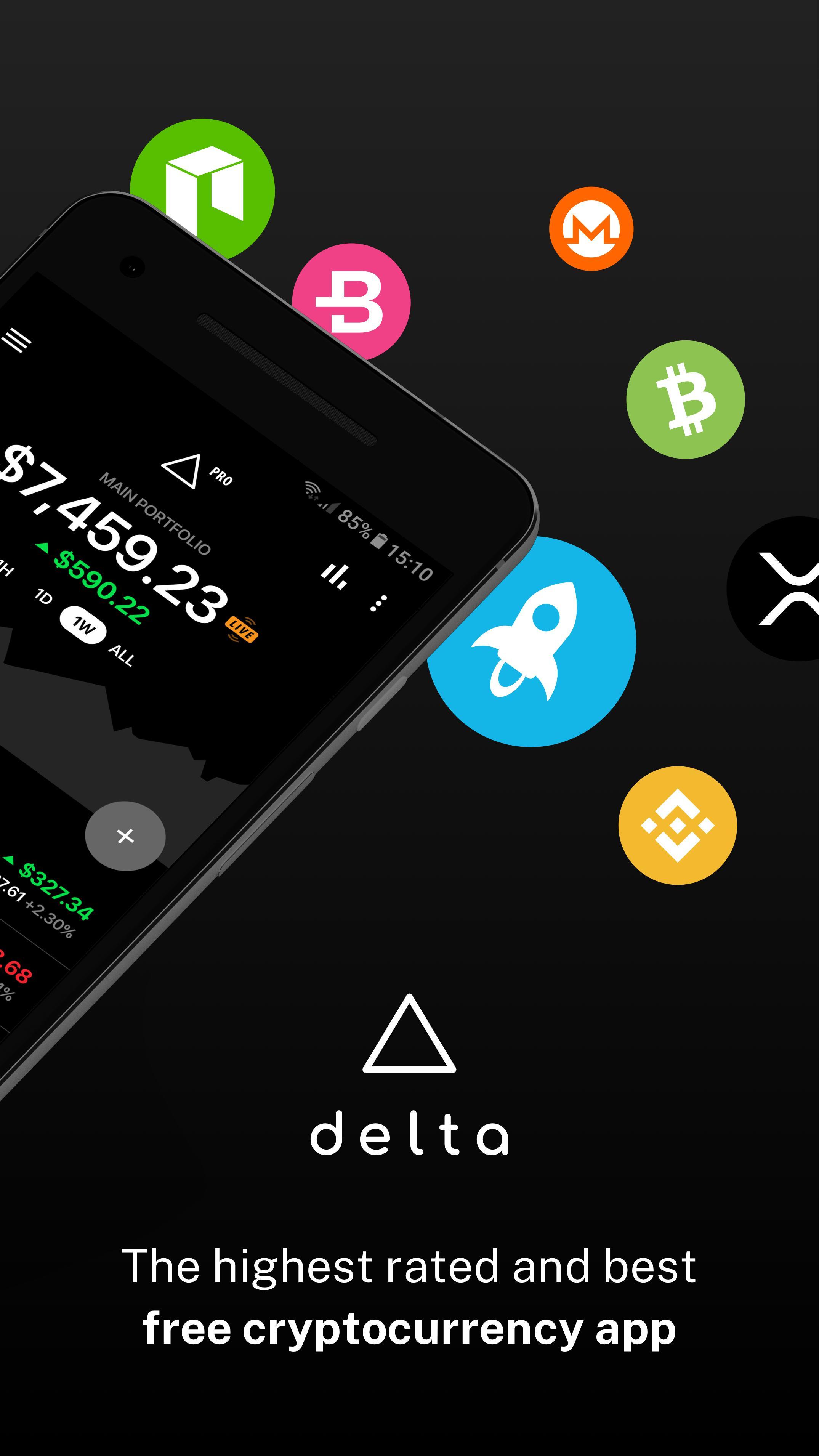 Delta Investment Portfolio Tracker 4.0.4 Screenshot 2