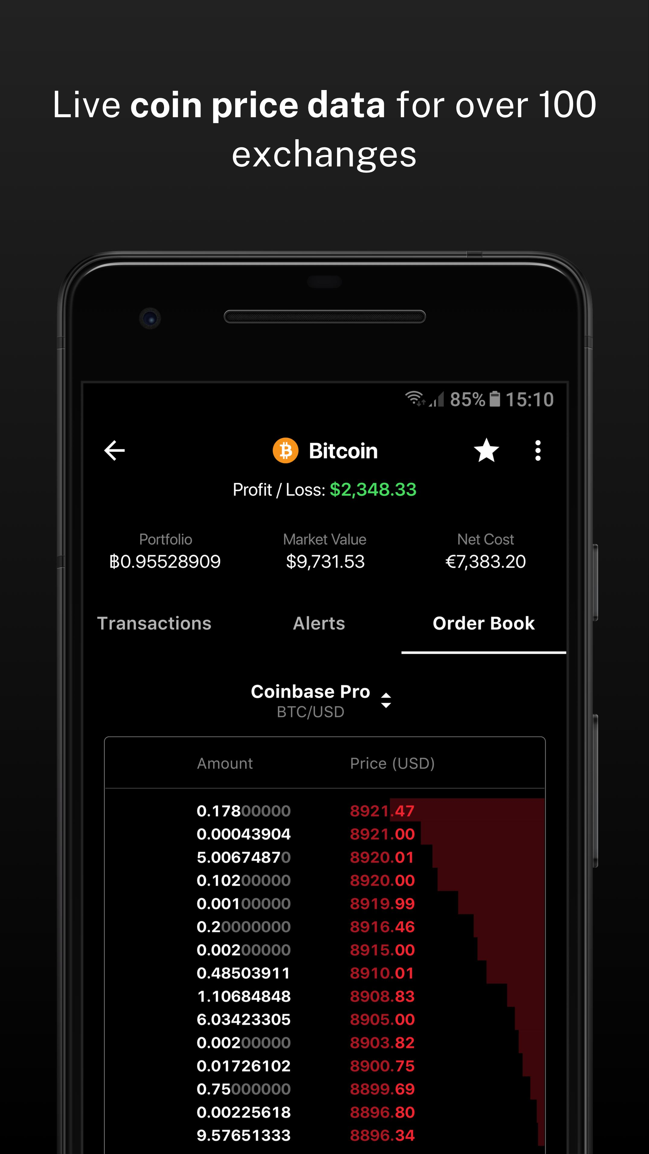 Delta Investment Portfolio Tracker 4.0.4 Screenshot 6