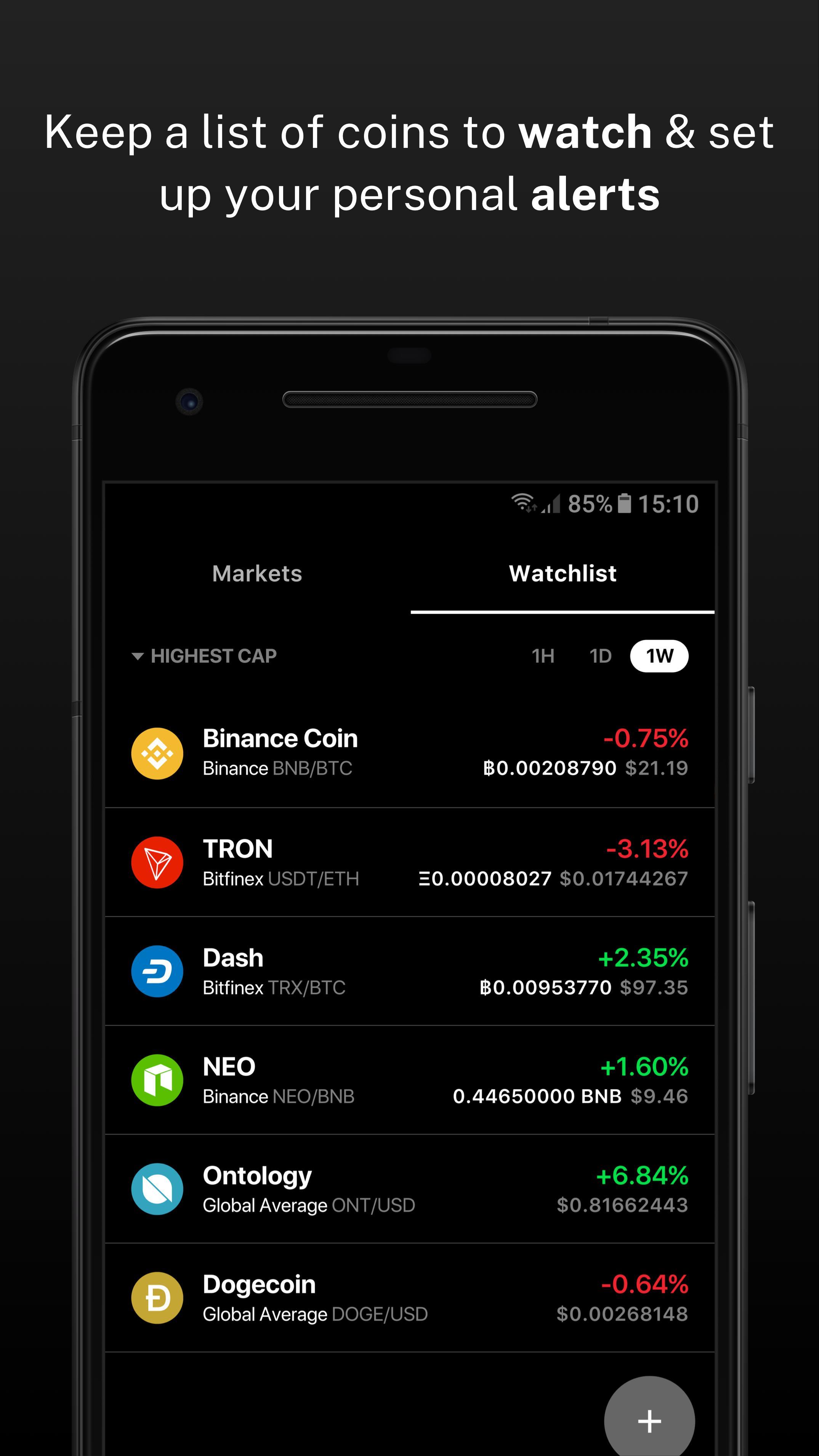 Delta Investment Portfolio Tracker 4.0.4 Screenshot 8