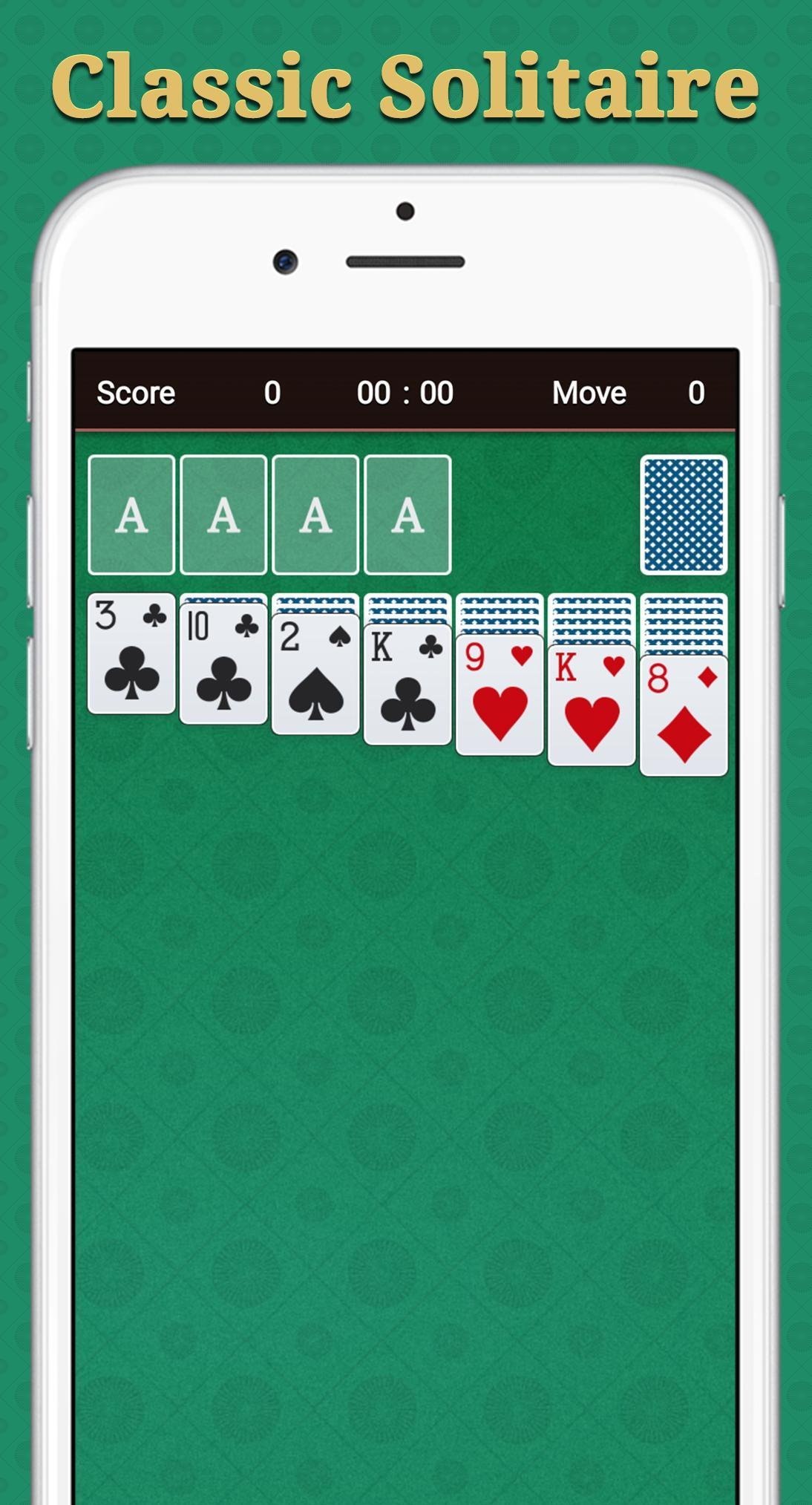 Solitaire 1.71 Screenshot 1