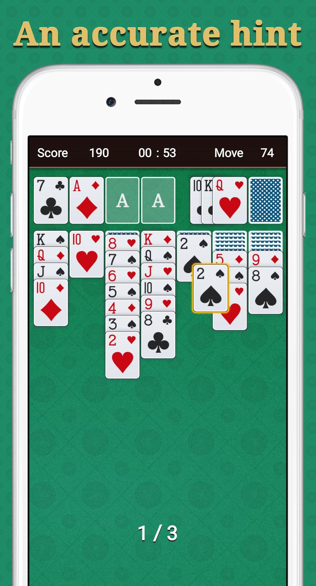 Solitaire 1.71 Screenshot 4
