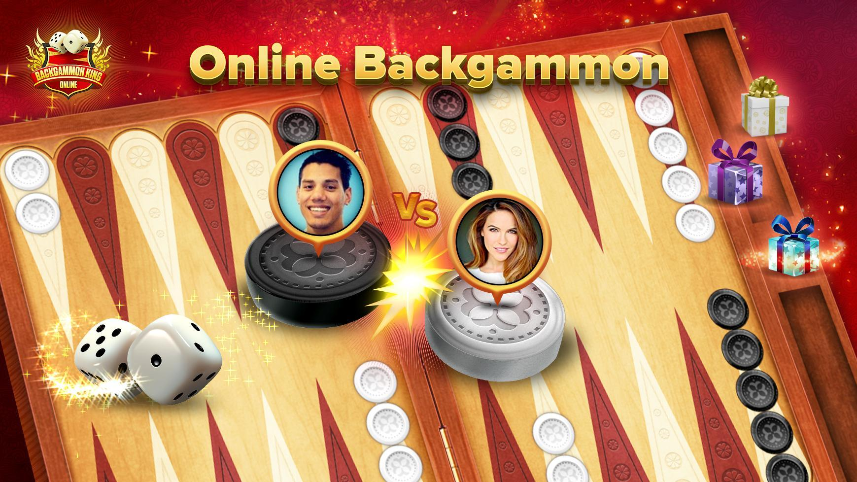 Backgammon King Online 🎲 Free Social Board Game 2.10.5 Screenshot 2